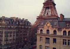 Paris again  | A CUP OF JO