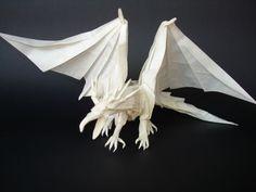 Ancient Dragon. Designed by Satoshi Kamiya.
