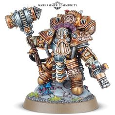 Kharadron Overlords have invaded the mortal realms and all of our wallets are screaming out in terror! This is a getting started with the Overlords. Warhammer Paint, Warhammer Models, Warhammer Fantasy, Warhammer 40000, Warhammer Games, Animal Art Projects, Fall Art Projects, Fantasy Concept Art, Fantasy Art