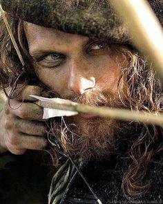 Sam Heughan as Jamie Fraser /Dunbonnet - Outlander_Starz Season 3 Voyager - Episode 302 Surrender - September 17th, 2017