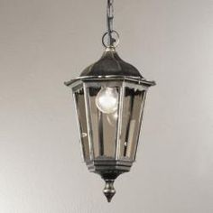 Tuscanor - Traditional Porch Pendant Light