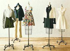 Eco-friendly clothing lines. something to look into Vintage Outfits, Vintage Clothing, Irish Fashion, Natural Clothing, Textiles, Sustainable Fabrics, Africa Fashion, Clothing Company, Business Fashion