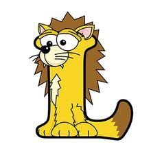 Free Cartoon Animal Dictionary for Kids - Alphabetimals Animal Dictionary, Dictionary For Kids, Picture Dictionary, Animal Letters, Animal Alphabet, Alphabet Games, Alphabet For Toddlers, Toddler Preschool, Chinchilla