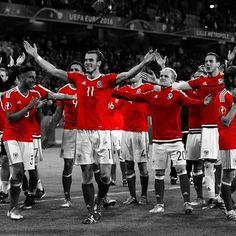 #Wales #EURO2016 ⚽