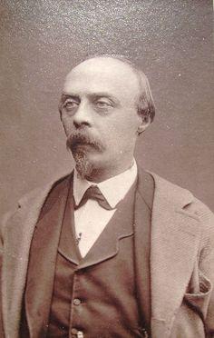 Conductor Hans von Bülow