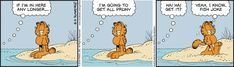 Garfield by Jim Davis for May 9 2018