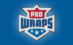 Logo design for an amazing truck wrap company in Northern California. @prowraps