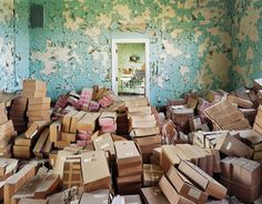 Abandoned Psychiatric Hospitals Captured By Christopher Payne – iGNANT.de