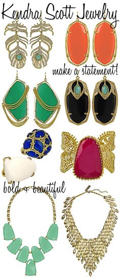 Would love everything here. Especially the turquoise earrings.