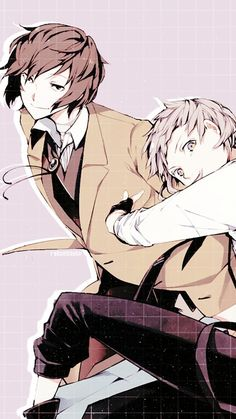 bungou stray dogs, anime, and manga image