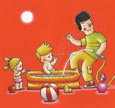 Onderhoud opblaasbaar zwembad  http://woningtotaal.nl/tips-en-advies/tuin-planten/221-onderhoud-opblaasbaar-zwembad