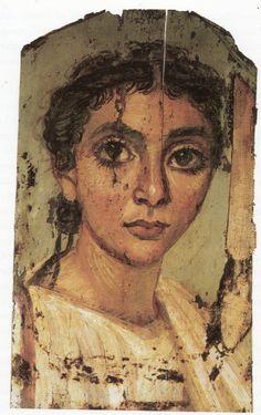 portrait of a youth Copenhaghen national museum Ancient Egyptian Art, Ancient Rome, Roman Hairstyles, Post Mortem, Egyptian Mummies, Beautiful Ruins, Roman History, Roman Art, Encaustic Painting