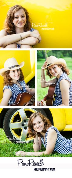 Senior Portrait, Senior Girl, farm senior, rustic senior, Senior with car,  Senior Poses (c)Pam Rowel Photography www.pamrowellphotography.com Central Texas