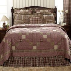 Everson Oversized King Quilt 105x120