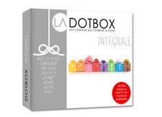 La DOTBOX Intégrale http://www.ladotbox.com/coffrets-cadeaux/17-coffret-cadeau-des-meilleurs-produits.html