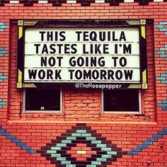 Nothing gets done on a Friday anyway... #passthetequila #tequila #thirstythursday #happyday #partylikeits1999 #fun #laughter #friends #gosox