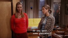 The one where Joey manipulated everyone's emotions just so he could get pancakes