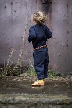 The jumpsuit. #estella #designer #kids #fashion