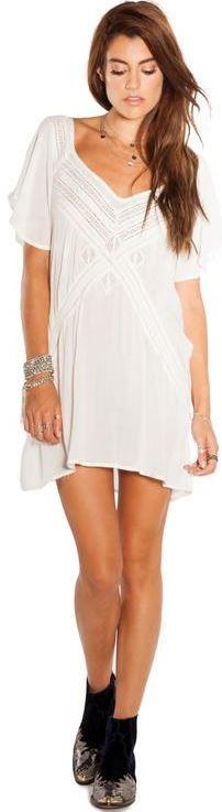 Amuse Society- Kit Dress sashahawaii.com