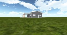 Cool 3D #marketing http://ift.tt/1ZvjidL #barn #workshop #greenhouse #garage #roofing #DIY