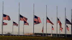 UPDATE: Tennessee Gov. Bill Haslam has ordered that flags at all state buildings remain at half-staff until the dusk Friday, July 24 to honor the Chattanooga servicemen.  This will include five consecutive business days, one to honor each life lost. #NoogaStrong WRCB Channel 3 Eyewitness News