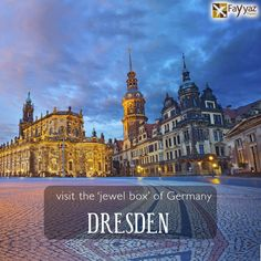 Dresden is the capital city of the Free State of Saxony in Germany. It is situated in a valley on the River Elbe, near the border with the Czech Republic.Dresden has a long history as the capital and royal residence for the Electors and Kings of Saxony, who for centuries furnished the city with cultural and artistic splendour. The city was known as the Jewel Box, because of its baroque and rococo city centre. Bruehl's Terrace & historic landmarks in the Old Town are popular tourist…