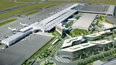 #Adelaide Airport will begin work on a major terminal expansion, a 250-room hotel and an office complex within five years after the Federal Government approved $1 billion of investment.