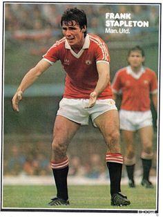 Frank Stapleton, Manchester United
