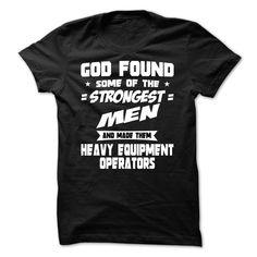 God found heavy equipment operator T Shirt, Hoodie, Sweatshirt