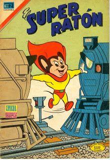 EL SUPER RATÓN - AÑO II - Nº16