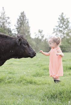 //kids & cows//