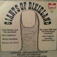 Various - Giants of Dixieland GER 1973 Lp near mint