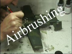 Airbrushing - Tutorial video - Flory Models
