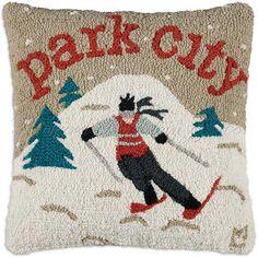 Park City Ski Pillow