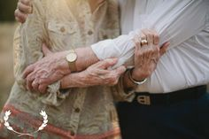 bettye and charles: married for 63 years and this is the cutest elderly couple photoshoot I've seen! <3 so sweet