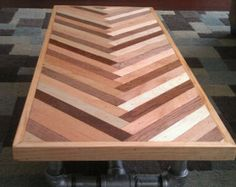 herringbone table - Google Search