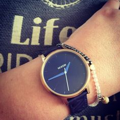 #nixon - zegarki i bransoletki - moja ulubiona biżuteria