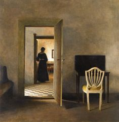 Interior of Liselund