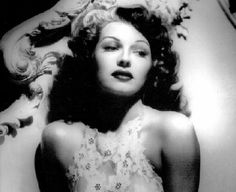 Rita Hayworth Photo: This Photo was uploaded by jadejou. Find other Rita Hayworth pictures and photos or upload your own with Photobucket free image and. Old Hollywood Glamour, Golden Age Of Hollywood, Vintage Glamour, Vintage Hollywood, Hollywood Stars, Vintage Beauty, Classic Hollywood, Hollywood Theme, Vintage Fashion
