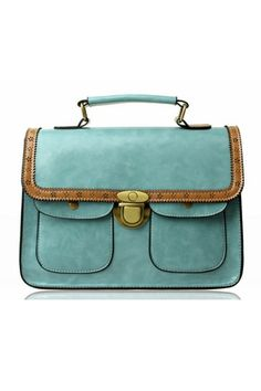 Candy Color Messenger Bag