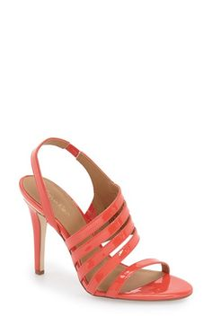 CALVIN KLEIN 'Mirian' Sandal (Women). #calvinklein #shoes #sandals
