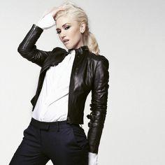Gwen Stefani. I love her clothes