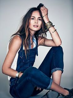 #overalls #denim #freepeople #everyday