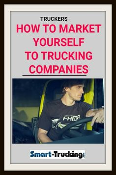 Tips for the trucker to market yourself as a skilled, valuable driver, throughout your trucking career. Know how to boost your value to trucking companies. Custom Pickup Trucks, Custom Truck Parts, Dually Trucks, Big Rig Trucks, Gm Trucks, Lifted Trucks, Cool Trucks, Truck Drivers, Truck Driving Jobs