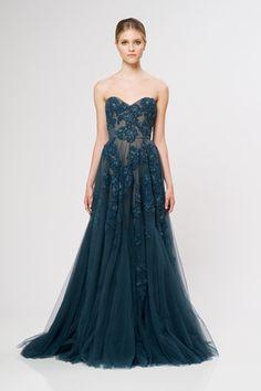 I would wear it to the opera gala.