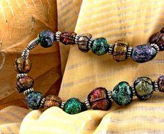 Dryer lint beads !