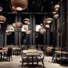 Motel One campus restaurant by Ippolito Fleitz Group, Munich – Germany » Retail Design Blog