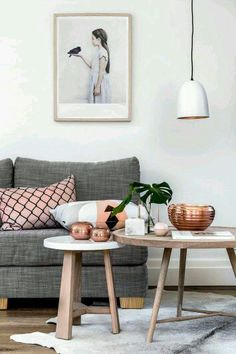 Having small living room can be one of all your problem about decoration home. To solve that, you will create the illusion of a larger space and painting your small living room with bright colors c… Home Living Room, Living Room Designs, Living Room Decor, Living Room Stools, Room Chairs, Decoration Inspiration, Interior Inspiration, Decor Ideas, Design Inspiration