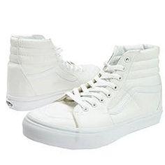 9e13a70a41857c Vans SK8-Hi™ Core Classics 白いスニーカー, スニーカーファッション, ファッションシューズ,