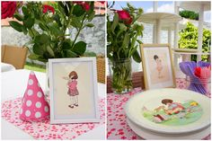 The 3L Syndrome: Petti's 2nd Birthday Garden Party
